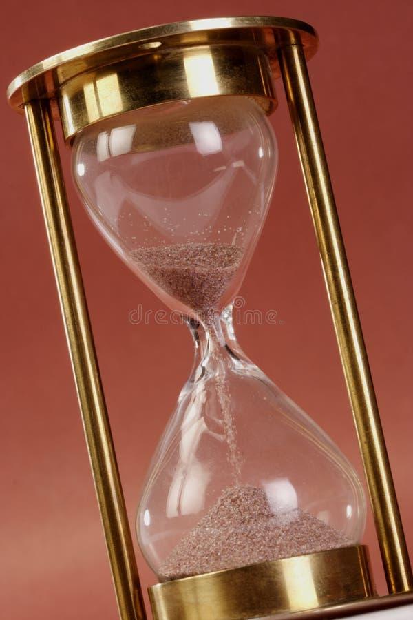 timglas royaltyfria bilder