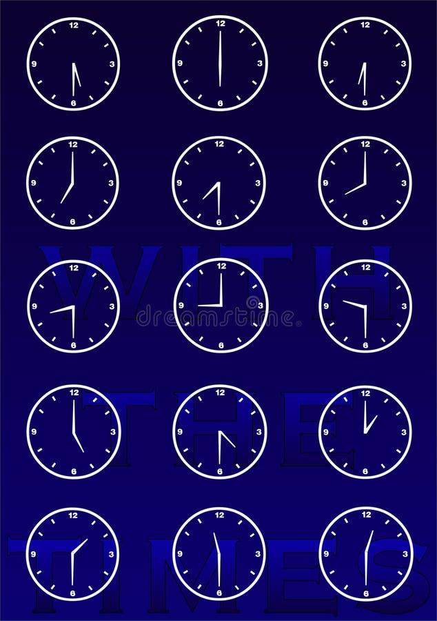 Timing Stock Image