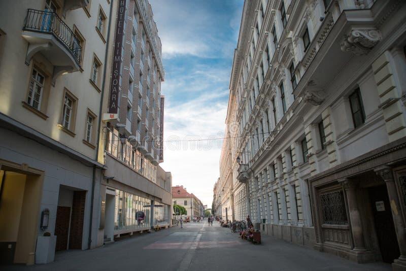 Timisoara κεντρικός, Ρουμανία στοκ φωτογραφίες με δικαίωμα ελεύθερης χρήσης