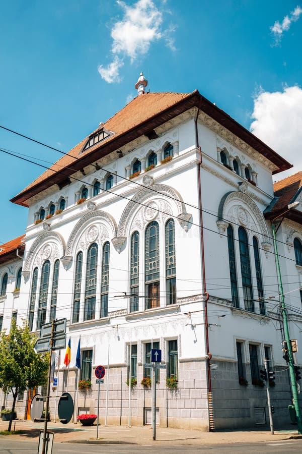 Free Timisoara City Hall Building In Timisoara, Romania Stock Photo - 175576640