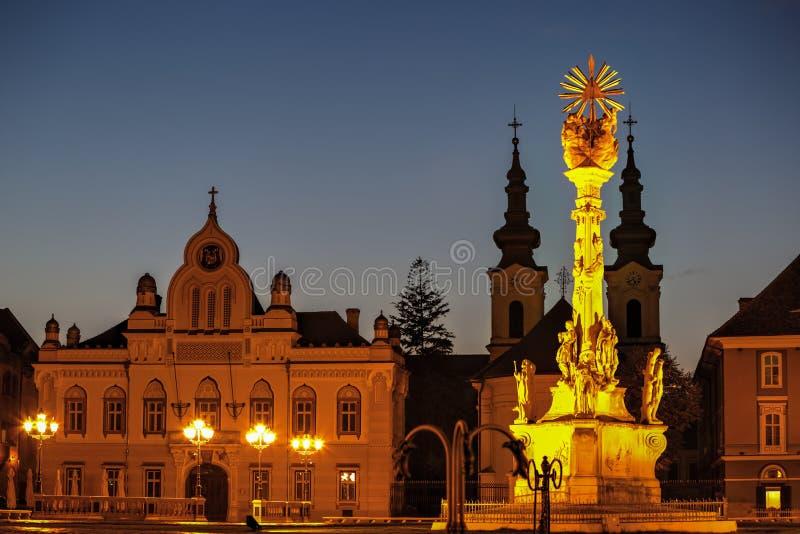 Timisoara city, Romania royalty free stock photos