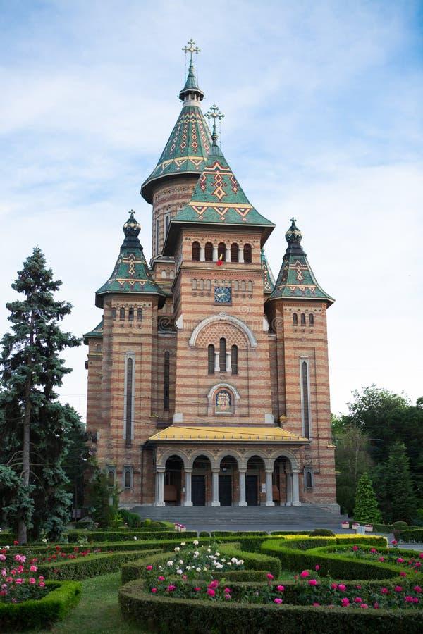 Free Timisoara Orthodox Cathedral, Romania Stock Photos - 106655713