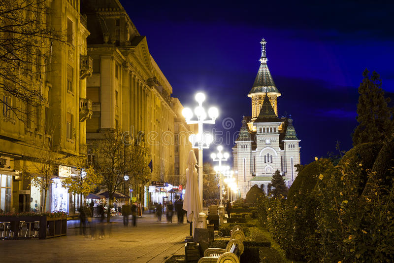 Download Timisoara Orthodox Cathedral, Romania Stock Image - Image: 32964529