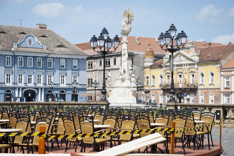 Timisoara, Romania stock image