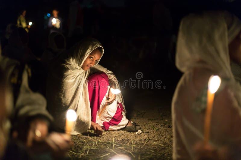 Timket, la celebración ortodoxa etíope de la epifanía imagenes de archivo