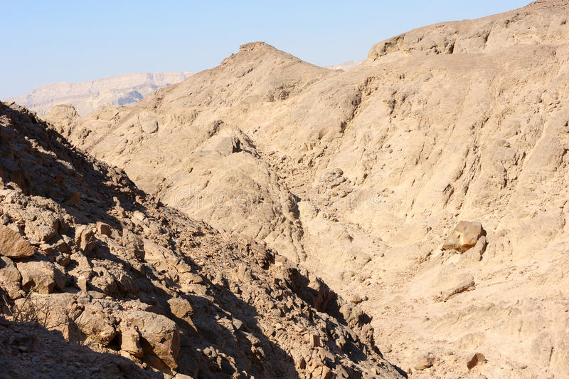 Timna Nationalpark stockbilder