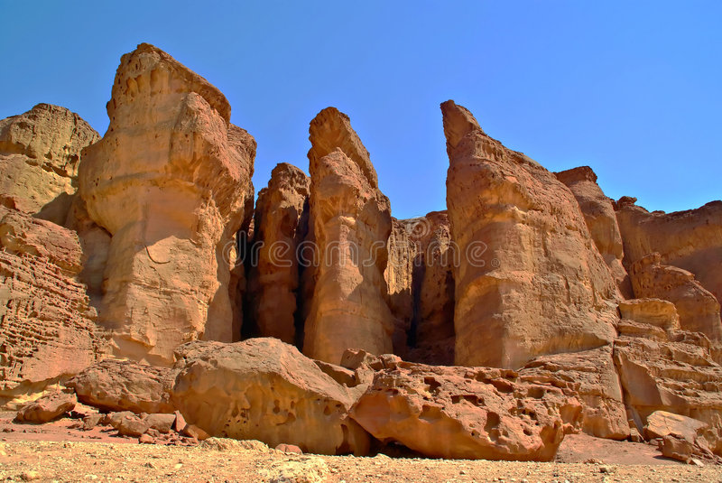 Timna Park stock images