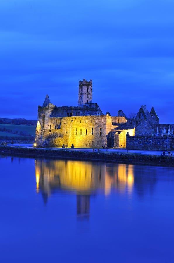 Timoleague Abbey royalty free stock photography