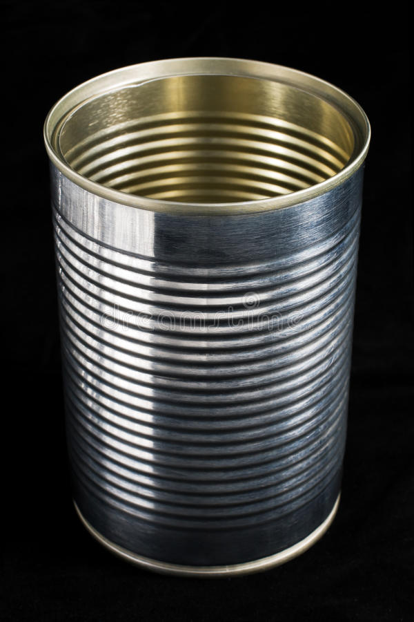 Download Tin can stock image. Image of rubbish, bright, chromium - 18369821
