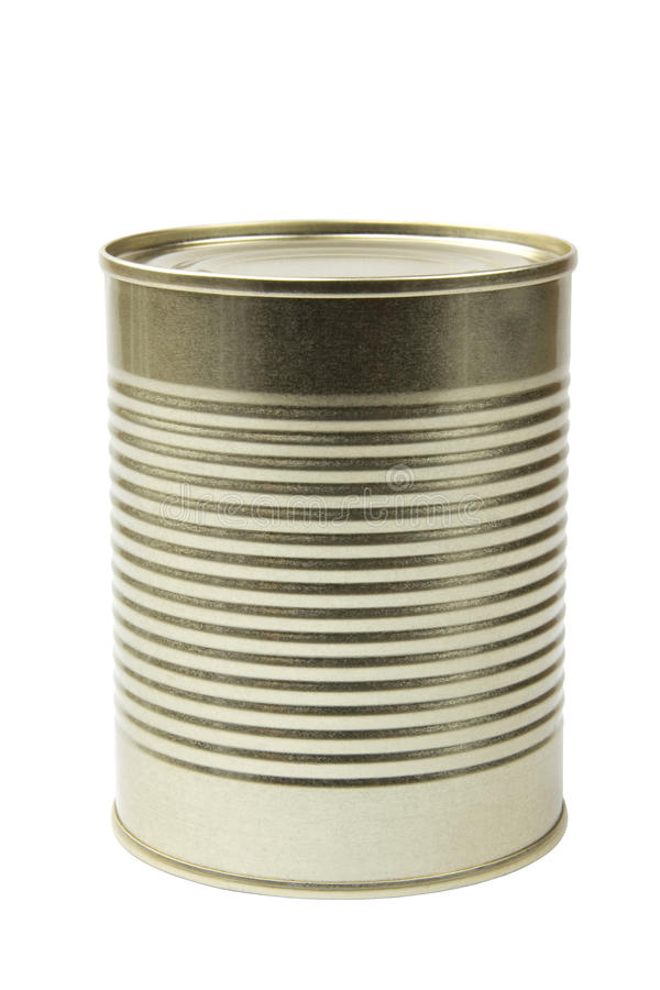 Download Tin can stock photo. Image of food, steel, container - 18587244