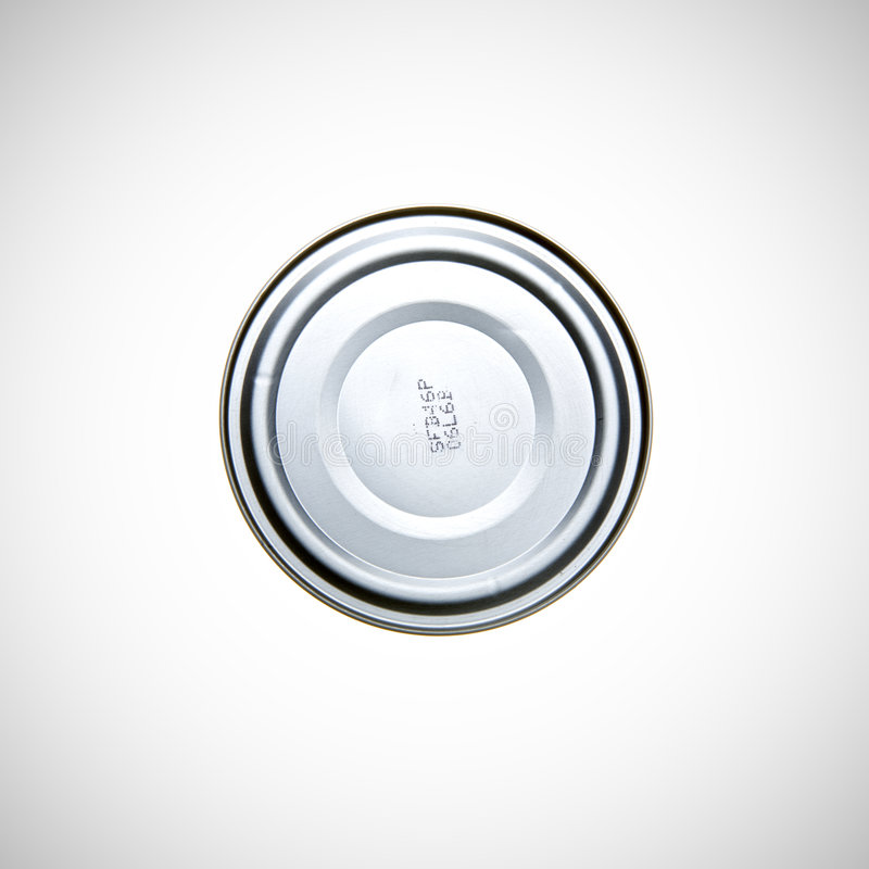 Download Tin can stock photo. Image of galvanized, vignette, food - 3834816