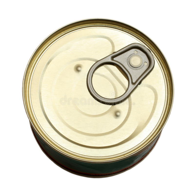 Download Tin with canned goods stock photo. Image of closed, canned - 13223360