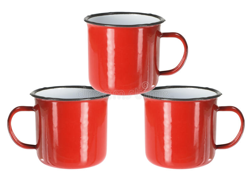 Download Tin Cups stock image. Image of container, break, balance - 25547377