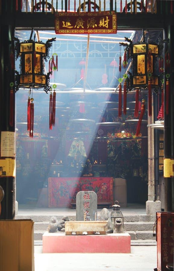 Tin Haut Temple royalty-vrije stock fotografie