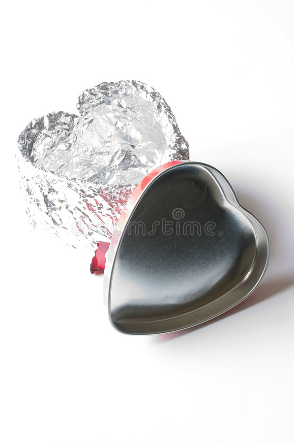 Download Tin hearts stock photo. Image of heart, delusion, cube, fragmentation - 6654