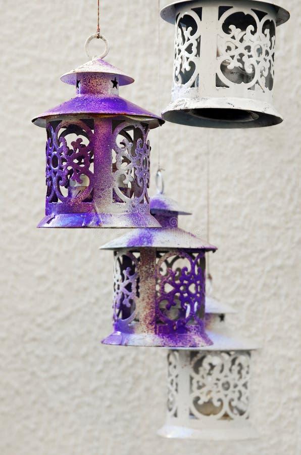 Download Tin Lanterns Stock Images - Image: 23687594