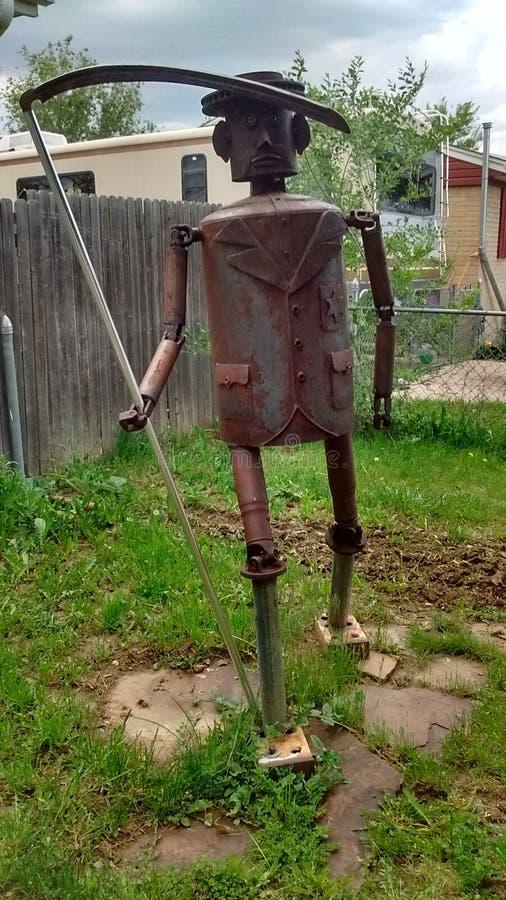 Tin Man stockfotografie