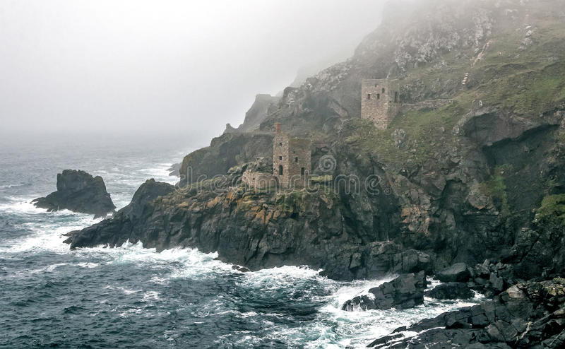 Tin Mines royalty free stock images