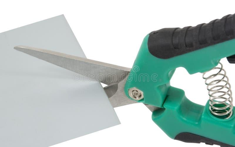Tin Snip images libres de droits
