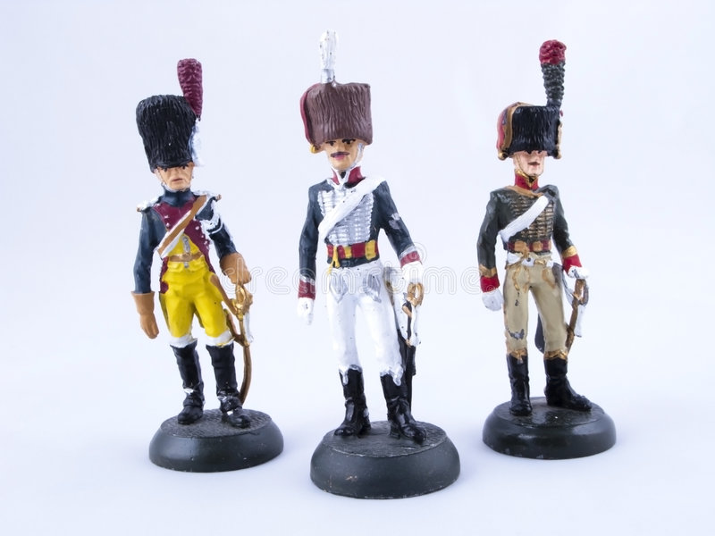 Download Tin soldier stock photo. Image of vintage, soldier, lead - 8997114