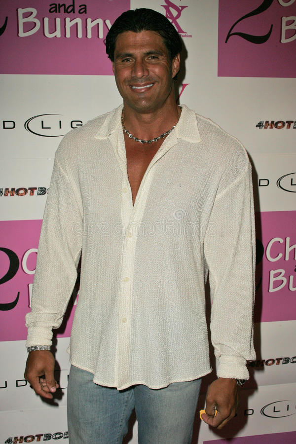 Jose Canseco royalty free stock photo