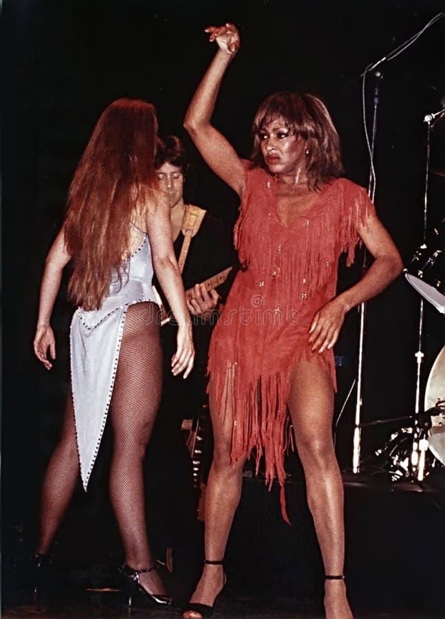 Tina Turner royalty-vrije stock afbeeldingen