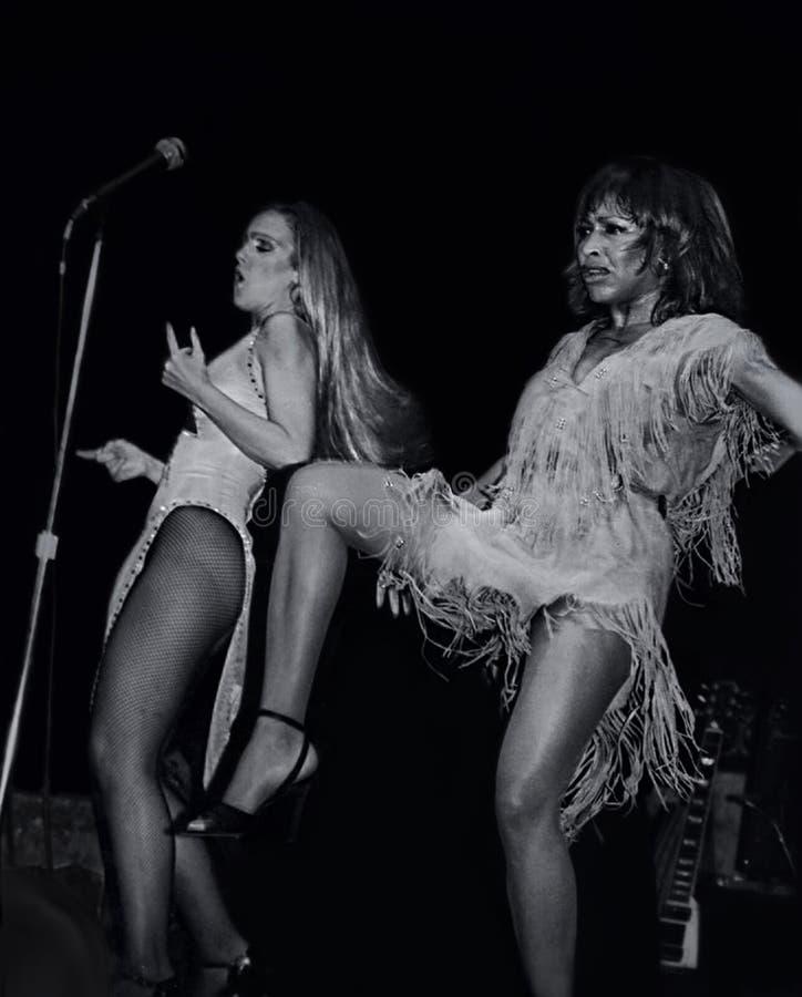 Tina Turner stock fotografie