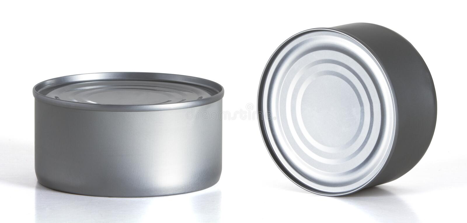 Tincan Conserve, Canned Food, Metal Tin Can stock photography