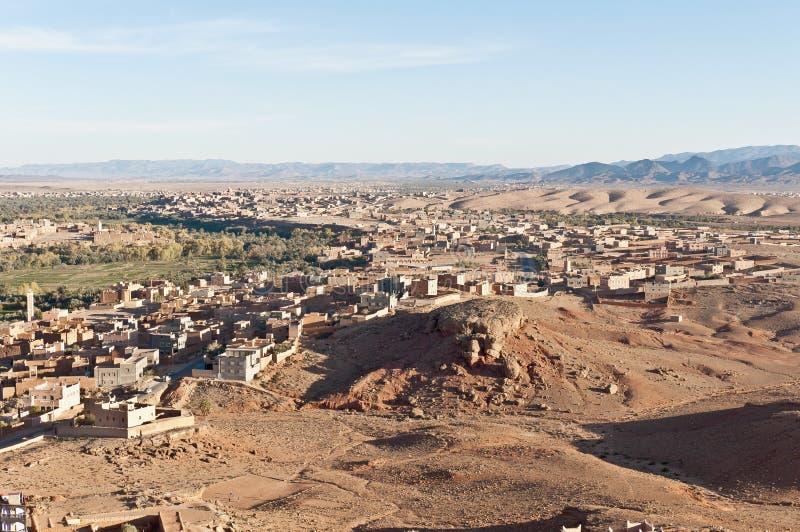 Download Tinerhir Village At Morocco Stock Photo - Image: 23912246