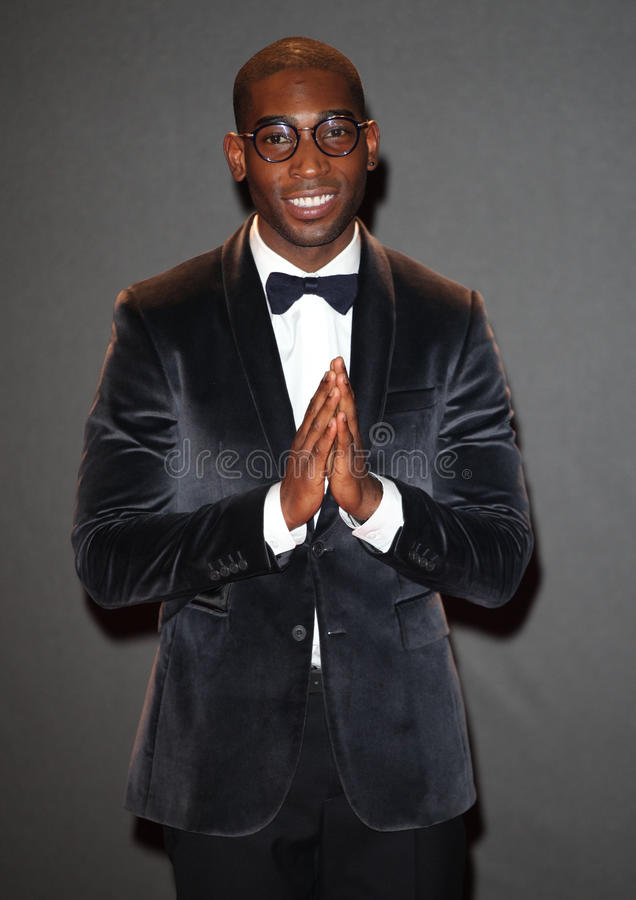 Tinie Tempah. Arriving for the 2013 British Fashion Awards, at The London Coliseum, London. 02/12/2013 Picture by: Alexandra Glen / Featureflash stock photography