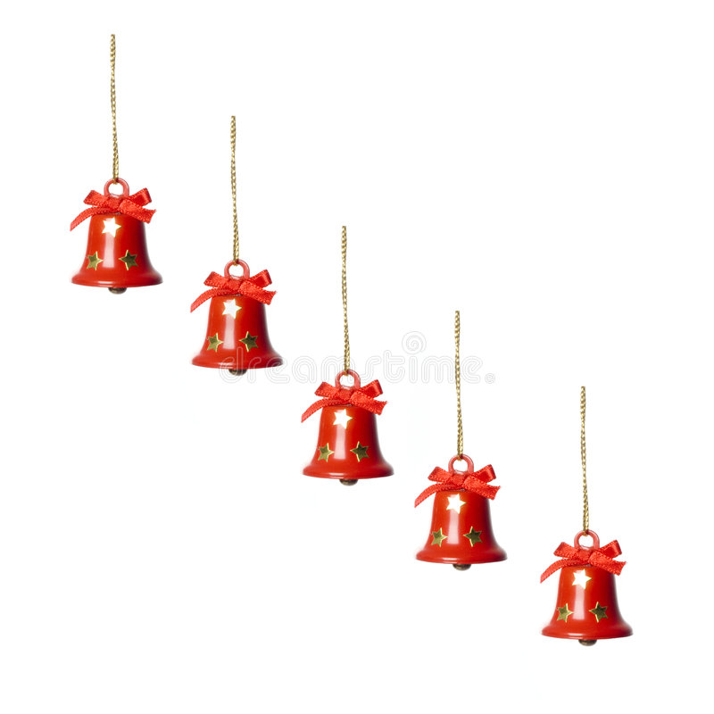 Free Tinkle Bells Royalty Free Stock Photography - 7279587