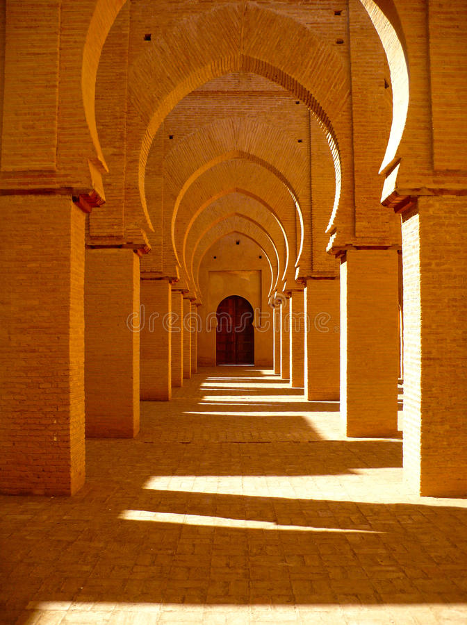 Tinmel Mosque stock images