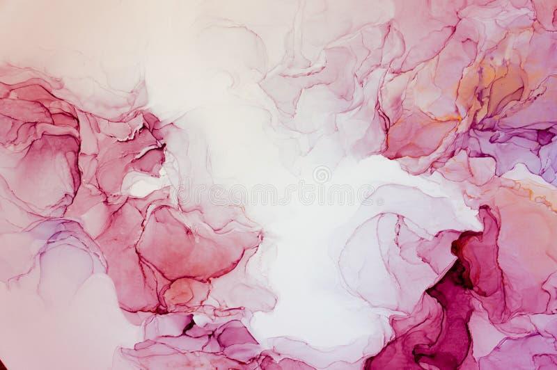 Tinta, pintura, abstracta Fondo abstracto colorido de la pintura pintura de aceite Alto-texturizada DetaInk de alta calidad, pint fotos de archivo libres de regalías