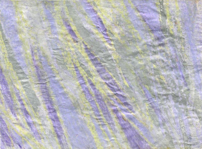 Tinta, pintura, abstrata Close up da pintura Fundo abstrato colorido da pintura pintura de óleo Alto-textured Deta de alta qualid ilustração do vetor