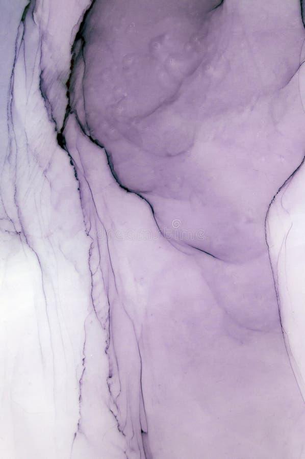 Tinte, Farbe, abstrakt Bunter abstrakter Malereihintergrund Hoch-strukturierte Ölfarbe Deta der hohen Qualität lizenzfreies stockfoto