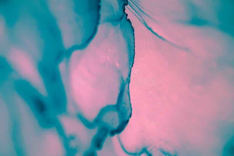 Tinte, Farbe, abstrakt Bunter abstrakter Malereihintergrund Hoch-strukturierte Ölfarbe DetaInk der hohen Qualität, Farbe, abstrak lizenzfreie stockfotos