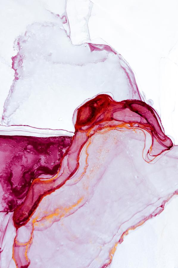 Tinte, Farbe, abstrakt Bunter abstrakter Malereihintergrund Hoch-strukturierte Ölfarbe DetaInk der hohen Qualität, Farbe, abstrak stockbilder