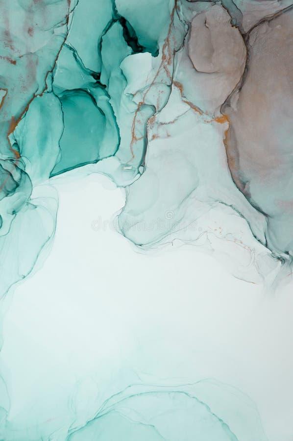 Tinte, Farbe, abstrakt Bunter abstrakter Malereihintergrund Hoch-strukturierte Ölfarbe DetaInk der hohen Qualität, Farbe, abstrak lizenzfreie stockfotografie