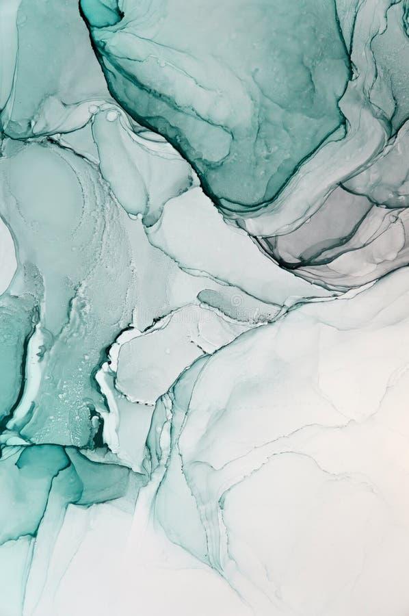 Tinte, Farbe, abstrakt Bunter abstrakter Malereihintergrund Hoch-strukturierte Ölfarbe DetaInk der hohen Qualität, Farbe, abstrak lizenzfreies stockbild