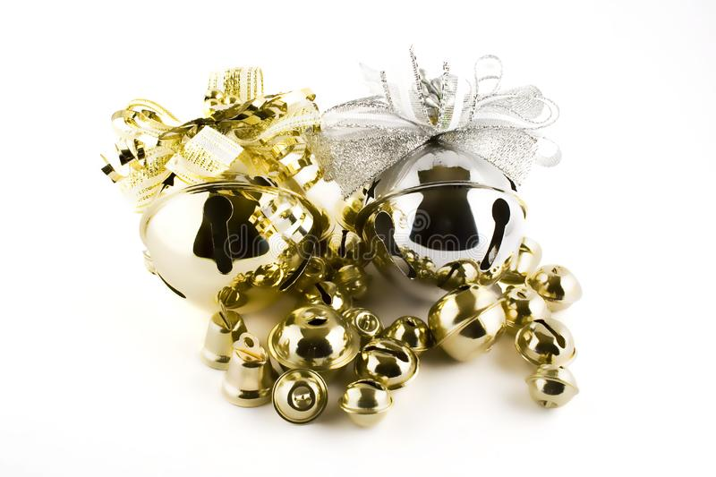Tintements du carillon photos stock