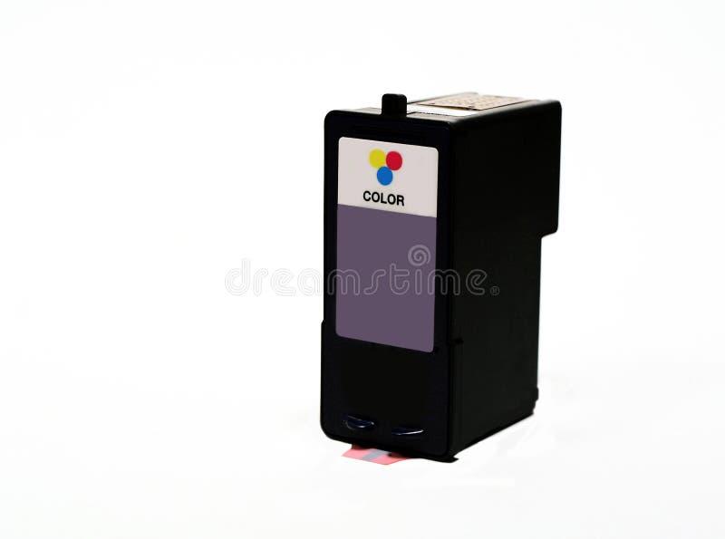 Tinten-Kassette stockbilder