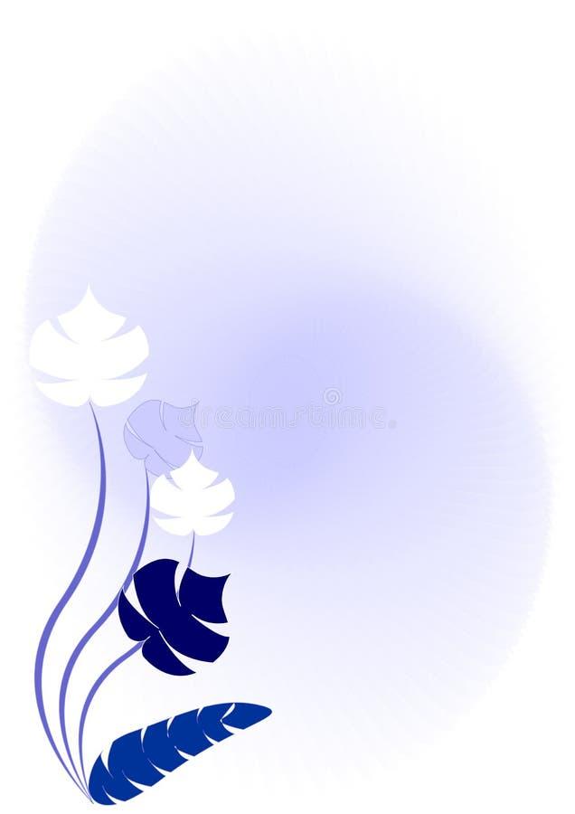 Download Tints of dark blue stock illustration. Illustration of picture - 8105331