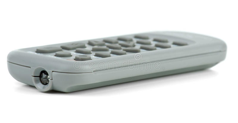 Download Tiny Gray Remote Control Royalty Free Stock Photo - Image: 13174805