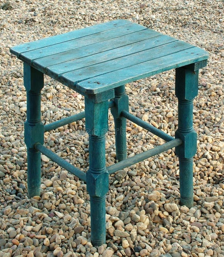 Tiny stool royalty free stock image