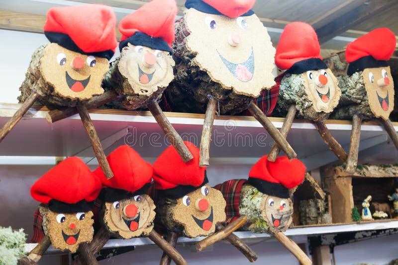 Tio de Nadal for sale stock photo