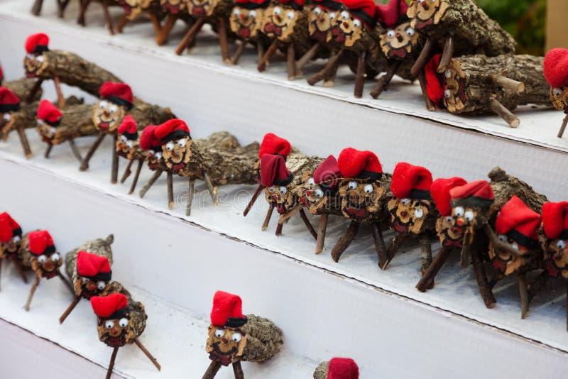 Tio de Nadal for sale stock image