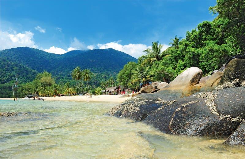 Tioman Insel stockfotos