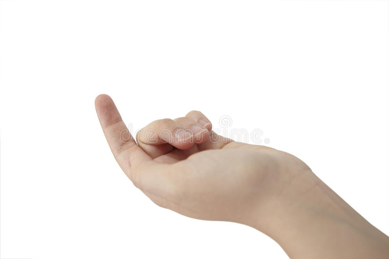 Download The Tip Of A Finger Royalty Free Stock Image - Image: 10684756