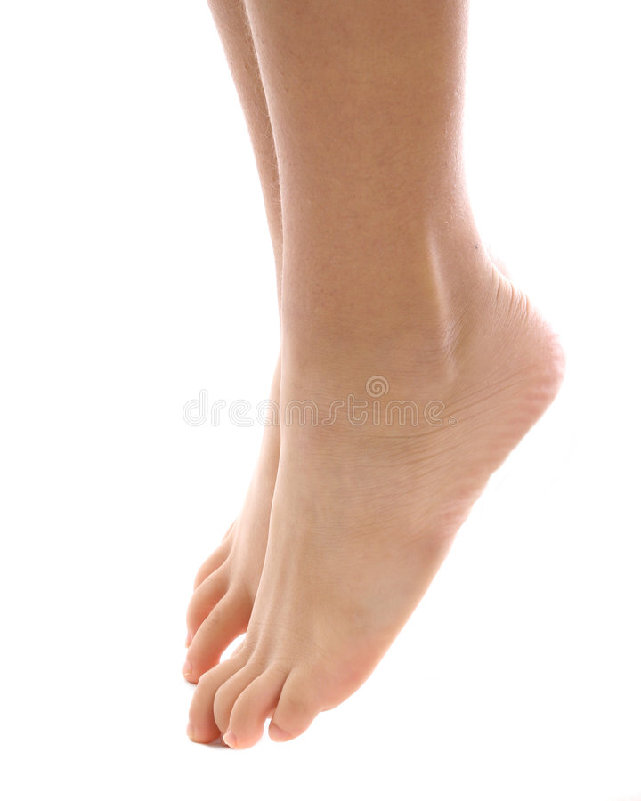 Tip Toes Royalty Free Stock Photo