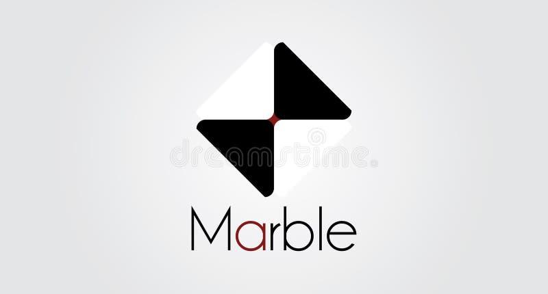 Tipe pour le marbre image stock
